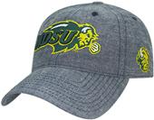 North Dakota State University Relaxed Denim Cap