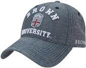 Brown University Structured Washed Denim Cap