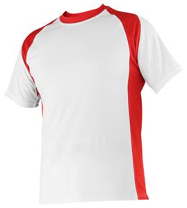 WHITE/SCARLET (HOME)  W/S