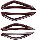 Easton Z6 Colorsnap Vent Kit For Z6 Batting Helmet