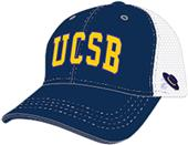UC Santa Barbara Structured Trucker Cap