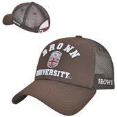 Brown University Structured Trucker Cap