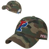 University of Pennsylvania Relaxed Camo Cap