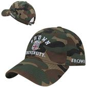 W Republic Brown University Relaxed Camo Cap