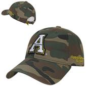 Appalachian State University Relaxed Camo Cap