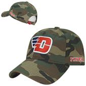 University of Dayton Relaxed Camo Cap