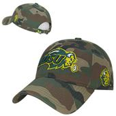 North Dakota State University Relaxed Camo Cap