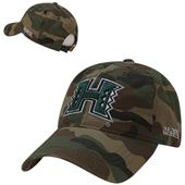 University of Hawaii Relaxed Camo Cap