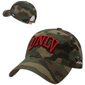 Nevada Las Vegas University Relaxed Camo Cap