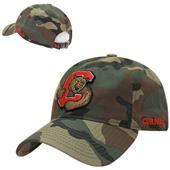 Cornell University Relaxed Camo Cap