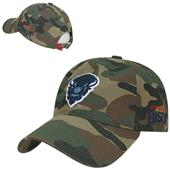Howard University Relaxed Camo Cap