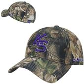 Kansas State University Relaxed Hybricam Cap