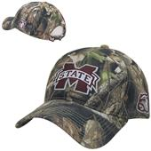 Mississippi State University Relaxed Hybricam Cap