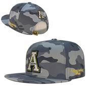 Appalachian State University Camo Snapback Cap