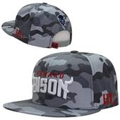 W Republic Howard University Camo Snapback Cap
