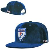 University of Pennsylvania Velvet Snapback Cap