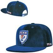 University of Pennsylvania Velvet Snapback Cap