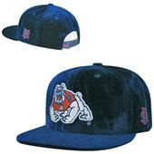 Fresno State Velvet Snapback Cap
