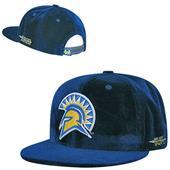 San Jose State University Velvet Snapback Cap
