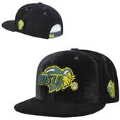 North Dakota State University Velvet Snapback Cap