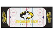 Fan Mats NCAA Michigan Tech Rink Runner