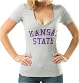 Kansas State University Game Day Women's Tee