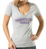 Minnesota State Mankato Game Day Women's Tee