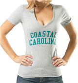 Coastal Carolina University Game Day Women's Tee