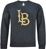 WRepublic Cal State Long Beach College Crewneck