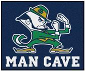 Fan Mats NCAA Notre Dame Man Cave Tailgater Mat