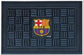 Fan Mats MLS FC Barcelona Medallion Door Mat