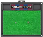 Fan Mats MLS FC Barcelona Golf Hitting Mat