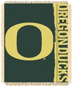 Northwest NCAA Oregon Ducks Double Play Throw