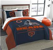 Northwest NFL Bears King Comforter & Sham Set