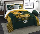Northwest NFL Packers King Comforter & Sham Set