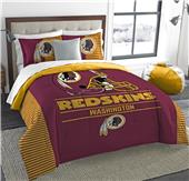 Northwest NFL Redskins King Comforter & Sham Set