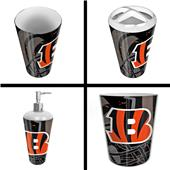Northwest NFL Cincinnati Bengals 4-Piece Bath Set