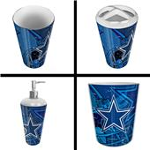 Northwest NFL Dallas Cowboys 4-Piece Bath Set