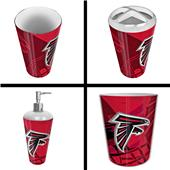Northwest NFL Atlanta Falcons 4-Piece Bath Set