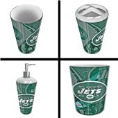 Northwest NFL New York Jets 4-Piece Bath Set