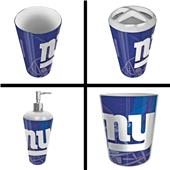 Northwest NFL New York Giants 4-Piece Bath Set