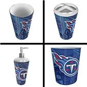 Northwest NFL Tennessee Titans 4-Piece Bath Set