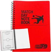 Soccer Innovations Small Soccer Coaches Planner
