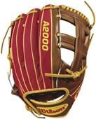 "Wilson A2000 DP15 GM 11.75"" Infield Baseball Glove"