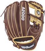 """Wilson A2000 1787 11.75"""" Infield Baseball Glove"""
