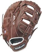 "Wilson A900 12"" First Base Baseball Mitt"
