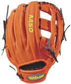 "Wilson A450 1799 12"" Utility Baseball Glove"