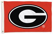 College Georgia Bulldogs 2'x3' Flag w/Grommet