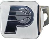 Fan Mats NBA Indiana Pacers Chrome Hitch Cover