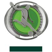 """Hasty Awards 3"""" Halo Soccer Medals"""